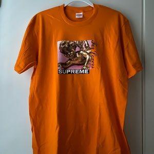 Supreme lovers t-shirt